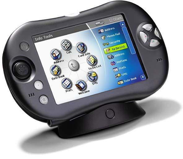 Rare Tapwave Zodiac 2 Handheld Review Follow-Up ...