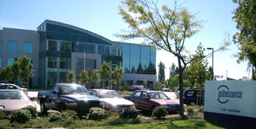 PalmSource headquarters