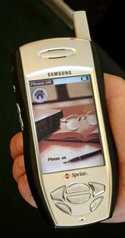 Samsung i330