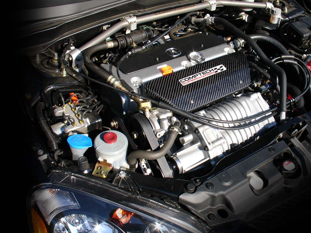 Conrads RSX Tuning Page - Acura rsx supercharger